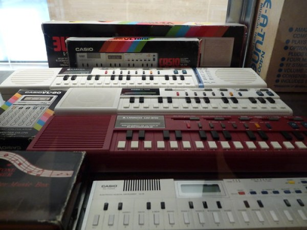 Casio VL-tone et ses copies