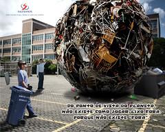 Campanha de Consumo - Lixo