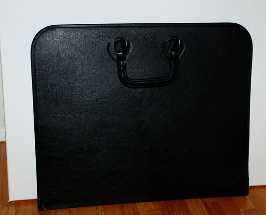 black-leather-portfolio