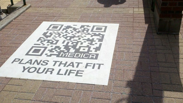QR Codes For Health Care