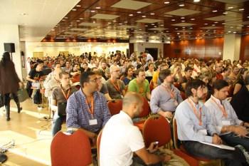 Congreso de Webmasters 2009. Foto: javiermcallan