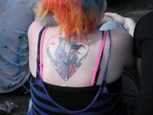 3719307516 d31ba8a535 As melhores tatuagens do Coringa: galeria de fotos