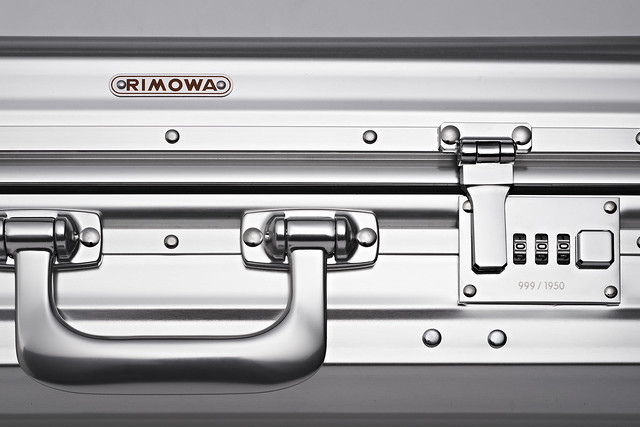RIMOWA vintage case-detail-number