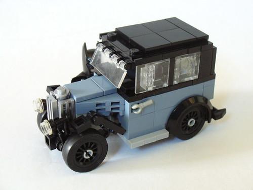 LEGO 1928 Morris Minor