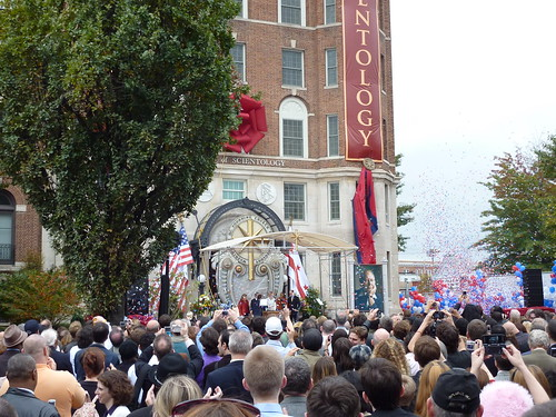 Opening of the Founding Church of Scientology in Washington, D.C.