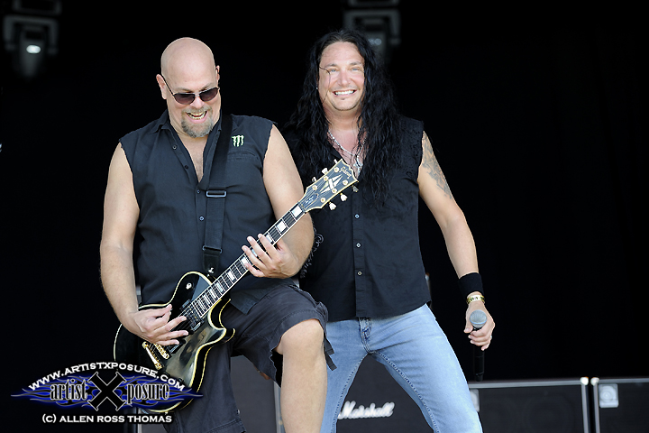 Metal Church destroys Rocklahoma in their final band performance