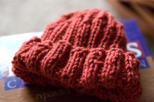 Baby hat!
