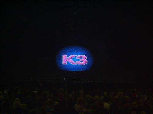 Concert K3 24 Oktober 2009 (1)