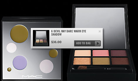 MAC Devil May Dare Holiday Palette