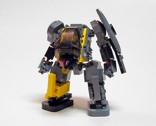 Cute LEGO Mecha