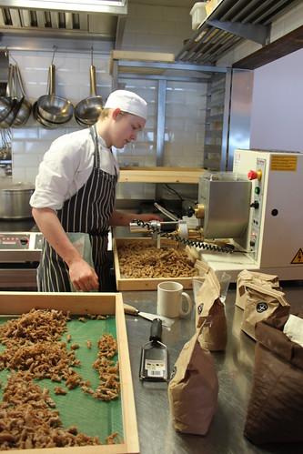 Cornish Pasta at Fifteen, Cornwall