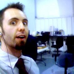Acting like I'm working on Greyscale with @dunlap @greyscalemovie (retouch)