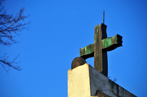 Cross, Ganghwa Anglican Church