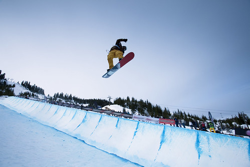 Cypress Halfpipe