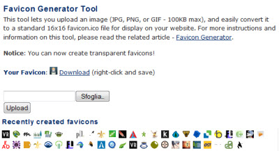 FaviconGeneratorTool