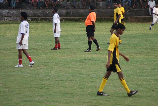 Fatso referee