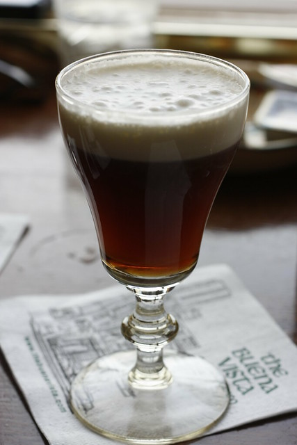 Buena Vista's Irish Coffee