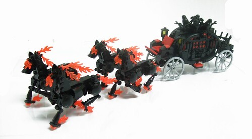 Nightmare Carriage