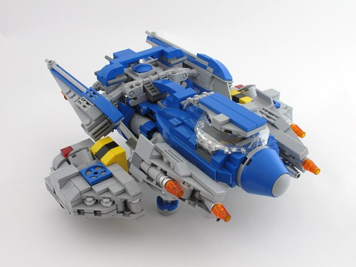 Neo Classic Space Nampa Class Starfighter