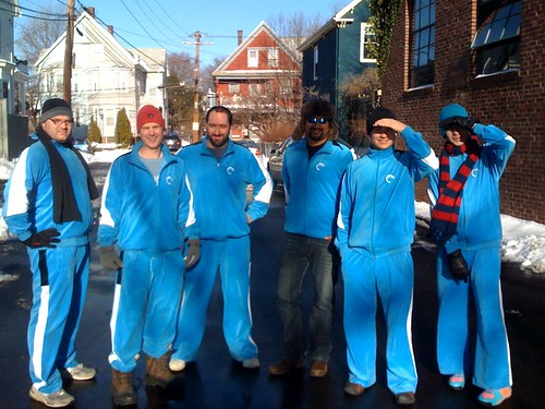 Team Echo Nest Track Suits