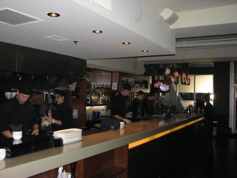 Glowbal Bar