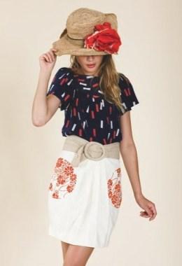 Lauren Moffatt Stockholm blouse