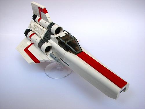 Lego Battlestar Galactica Viper