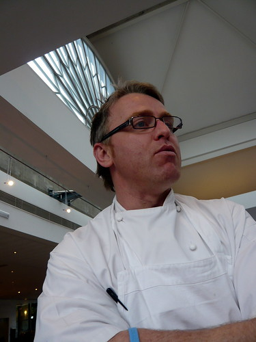 Chef Laurence Keogh