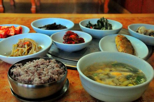 Baekban, Oepo-ri, Ganghwa Island