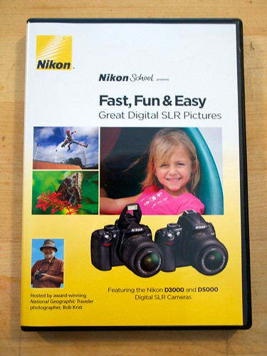 Nikon School: Fast, Fun & Easy. Great Digital SLR Pictures