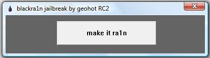 Make it Ra1n