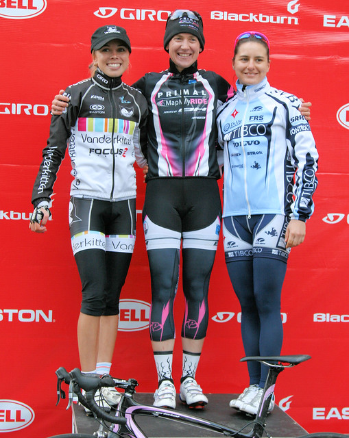 Ladies 1/2/3 Podium