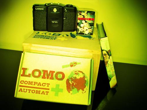 Lomo LC-A+ 1