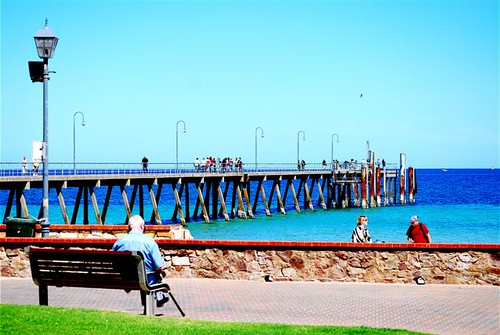 Glenelg Jetty View