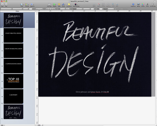 Need help on design mini-course!