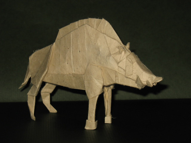 Divine boar