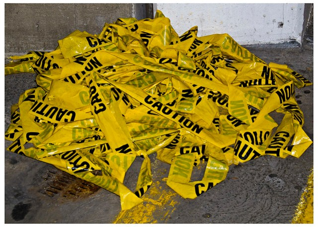 Discarded Cautions