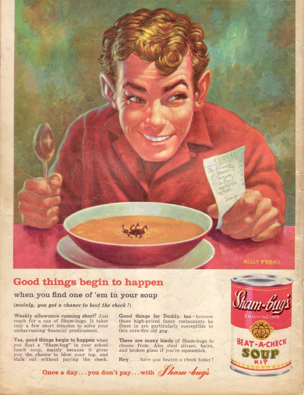 MAD Magazine September 1960