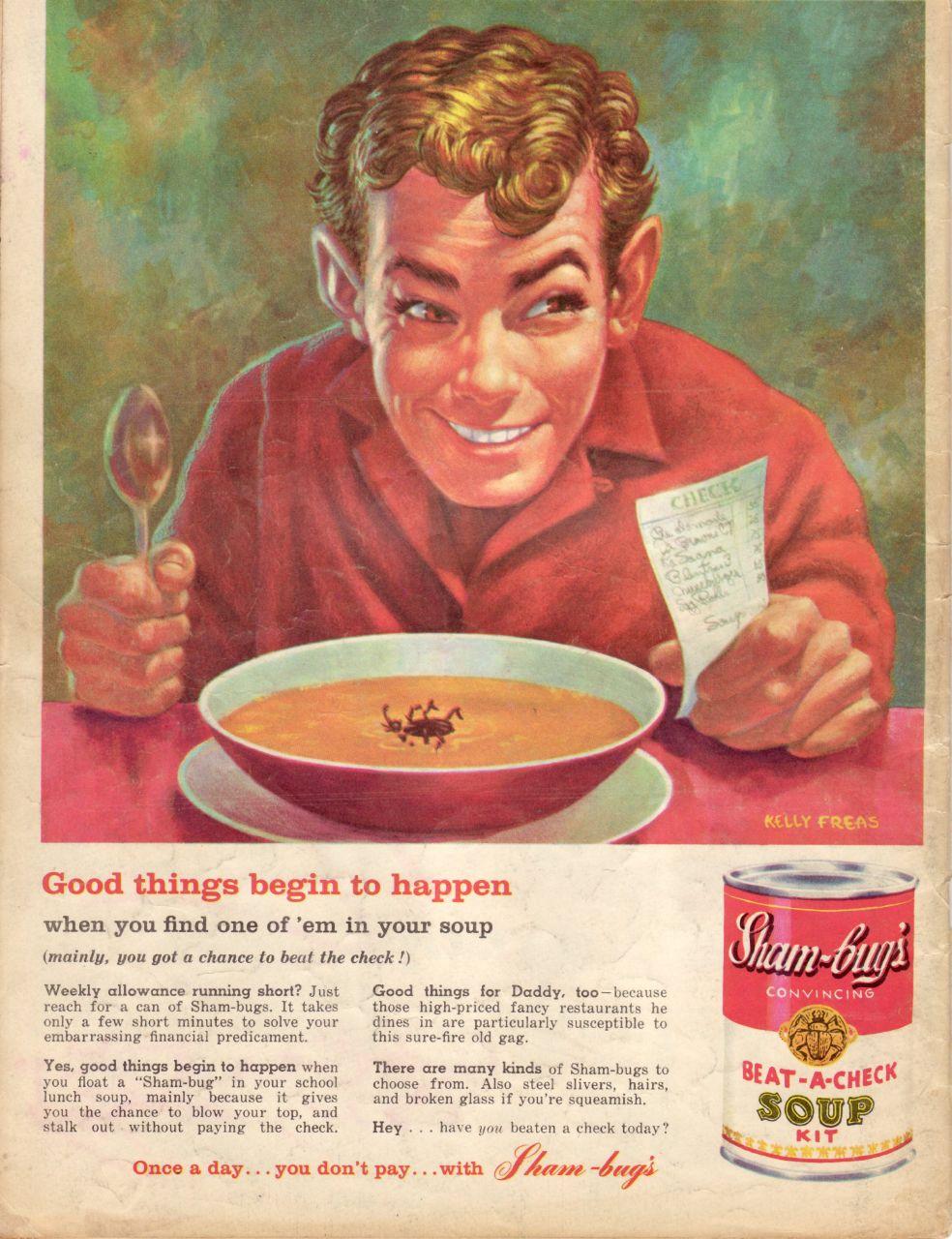 MAD Magazine September 1960