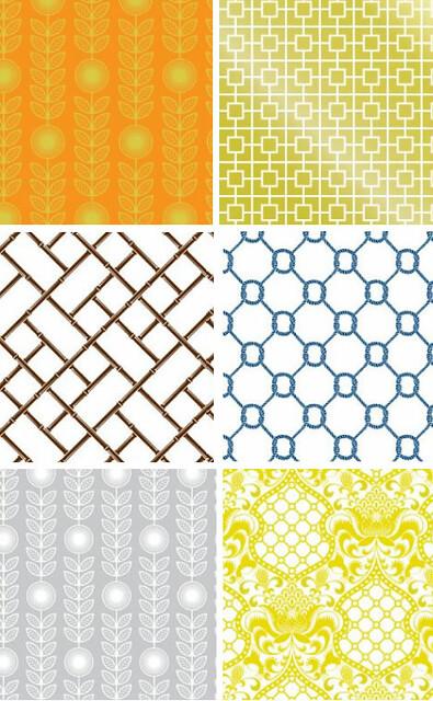 jonathan adler wallpaper patterns | Flickr - Photo Sharing!