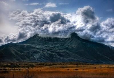 The Violent Volcano