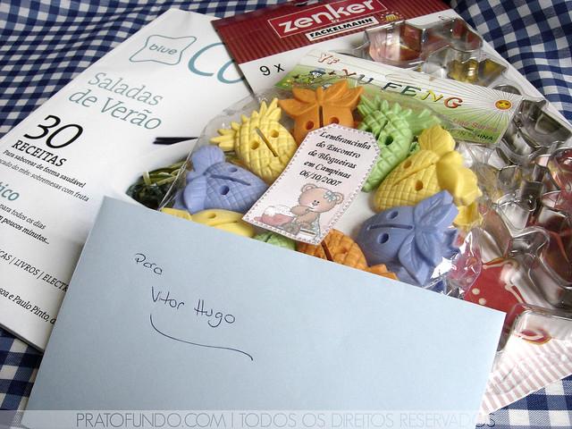 Presentes! =D
