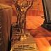 Jay Jones' staff trophy for general unkemptness