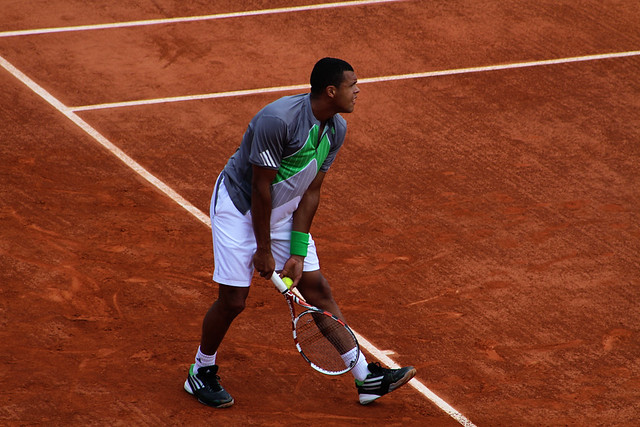 Jo Wilfried Tsonga  How to buy Roland Garros 2013 tickets   5751171061 4d4089f1e9 z