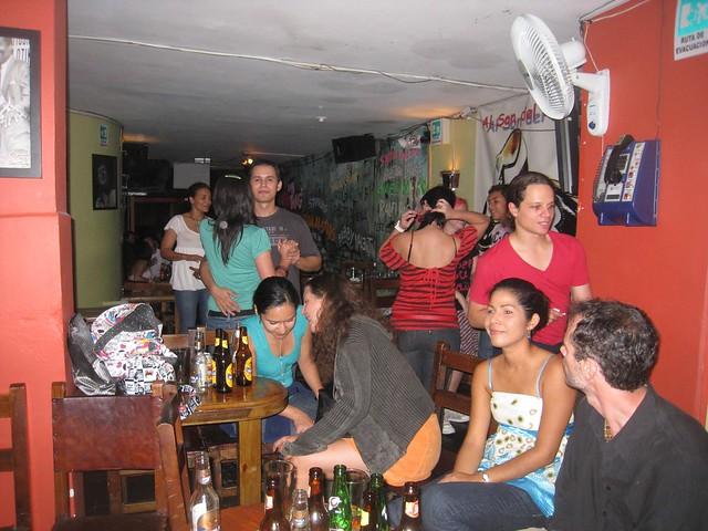 Inside La Rumbantela