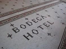 Inside Lynn Steven | The original Bodega Hotel floor