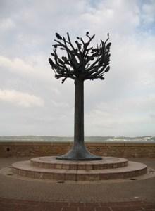 Freedom Tree, St Helier, Jersey