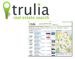 Trulia.com Logo & Interface