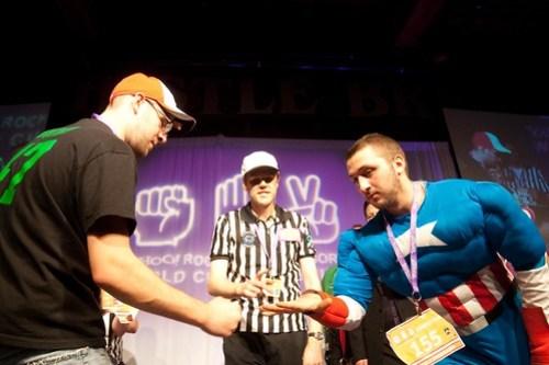 2009 Yahoo Rock Paper Scissors World Championships