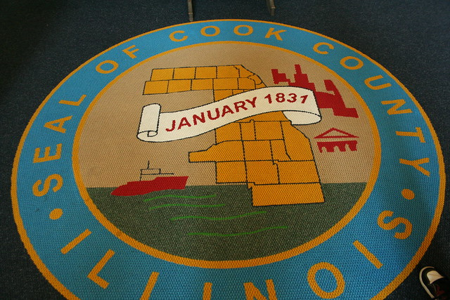 Seal of Cook County, IL